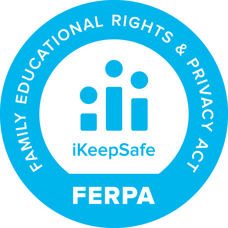 ClassTag is FERPA certified by iKeepsafe